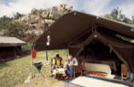 A Taste of Tented Adventure -  - Luxury Mobile Camping Safaris in Tanzania - www.photo-safaris.com