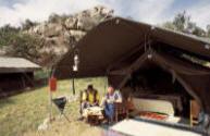 A Taste of Tented Adventure - Camping Safaris in Tanzania - www.photo-safaris.com