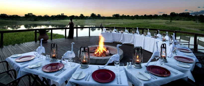 Arathusa Safari Lodge Dining - www.photo-safaris.com