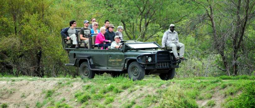 The South Africa Wildlife Safari (7 Days)