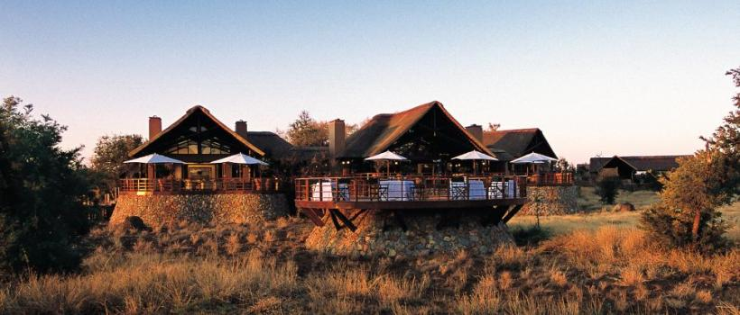 Mateya Safari Lodge (Madikwe Game Reserve) South Africa - www.photo-safaris.com