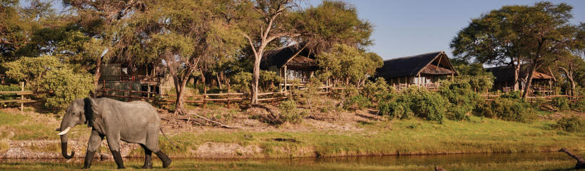 Belmond Savute Elephant Lodge, Chobe National Park - www.photo-safaris.com