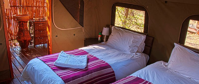 Shindzela Tented Camp (Timbavati Game Reserve) South Africa - www.photo-safaris.com