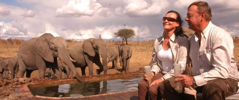 Somalisa Camp (Hwange National Park) Zimbabwe - www.photo-safaris.com