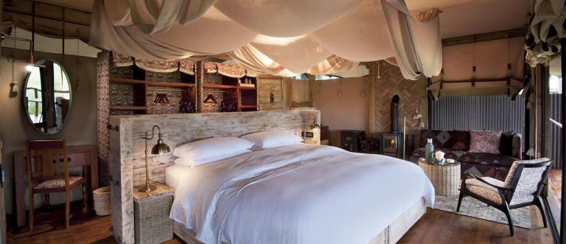 Somalisa Camp (Hwange National Park) Zimbabwe - www.photo-safaris.com