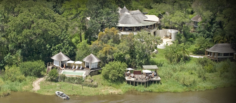 Sanctuary Sussi and Chuma Lodge (Mosi oa Tunya National Park) Zambia - www.photo-safaris.com