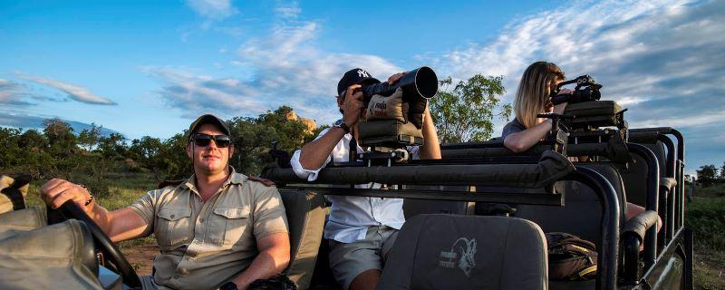 Photo Safaris - cover